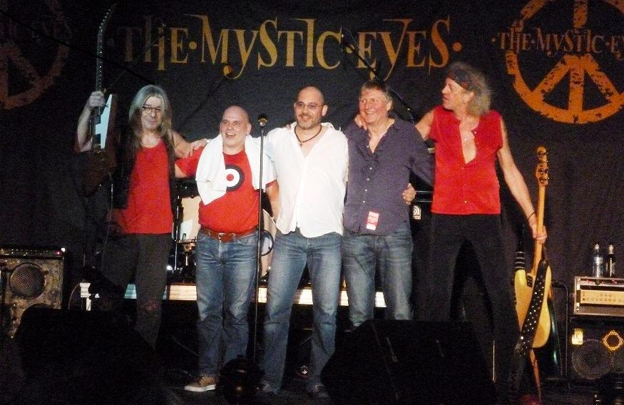 The Mystic Eyes 2014