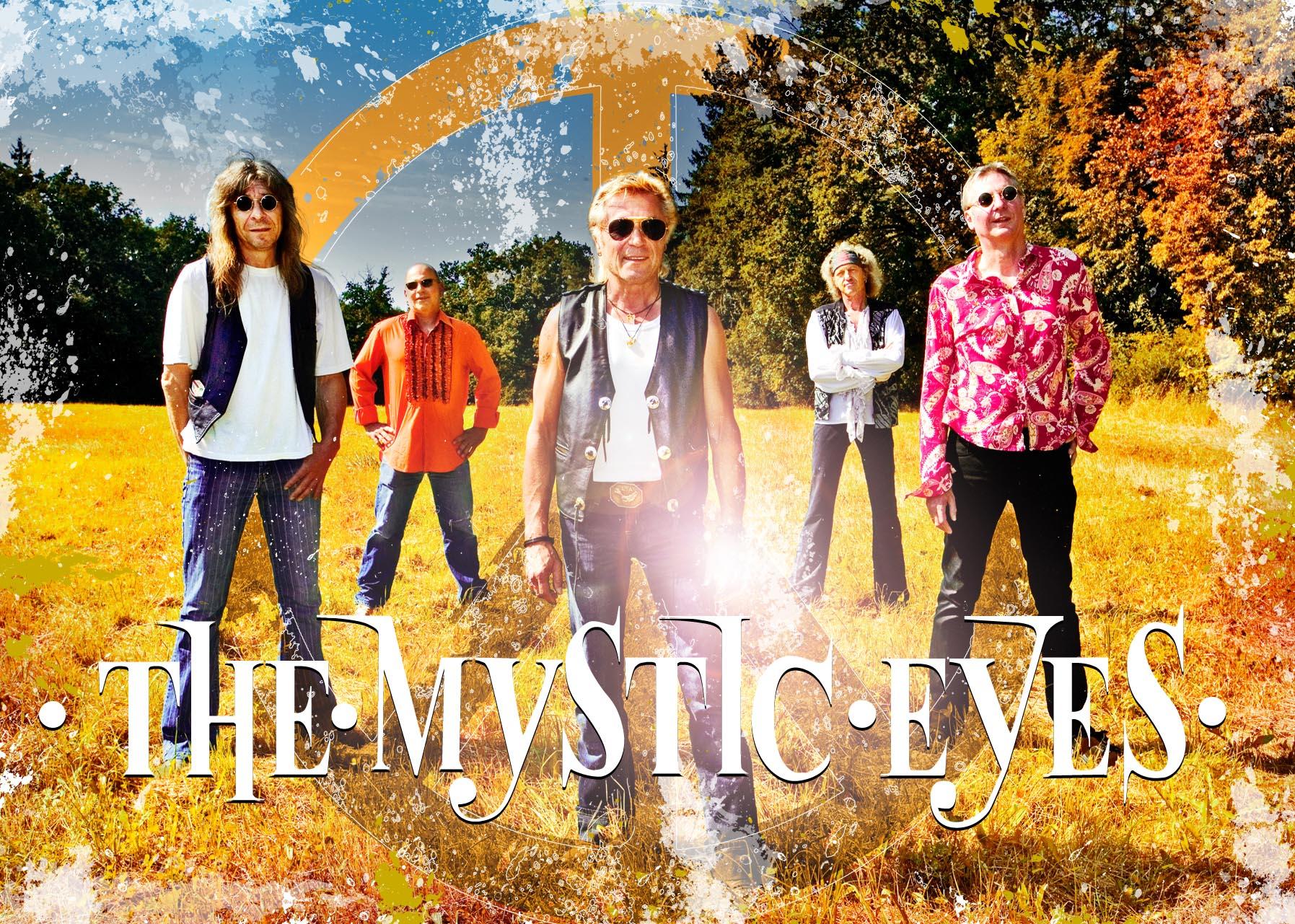 The Mystic Eyes 2008