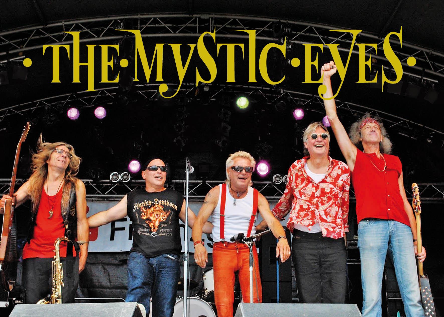 The Mystic Eyes 2011
